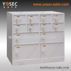 Fabricación de cajas de seguridad modular