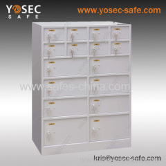 Safe deposit locker cabinets HT-16S