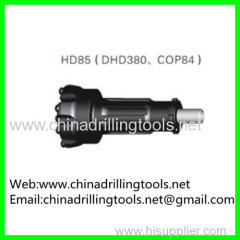 Hardness High air pressure DTH hammer bits