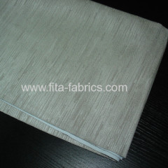 Blackout fabric window shade cloth fire protection