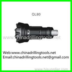 durable high air pressure DTH rock drill bits