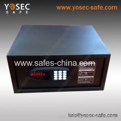 Backlit keypad Hotel laptop Safe