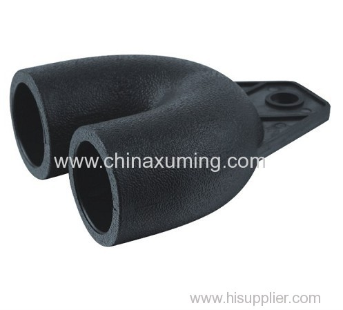 PE GSHP U-Type Socket Pipe Fittings