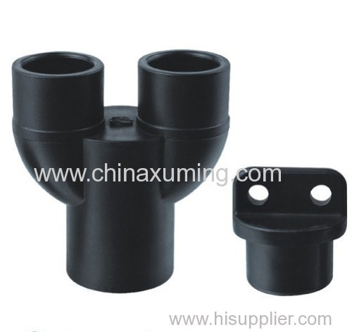PE GSHP Socket U-links Pipe Fittings