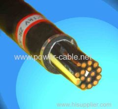multi core Control cable