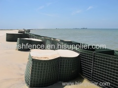 welded hesco barriers hesco flood barrier