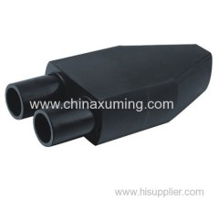 HDPE Ground Source Heat Pump Single U Type Head Fitting