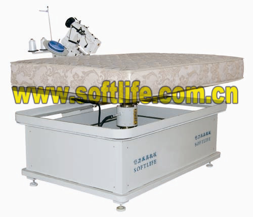 Mattress Tape Edge Machin