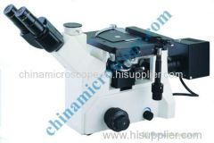 inverted newly design metallurgical microscope