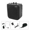 aker AK77W voice amplifier with wireless mic