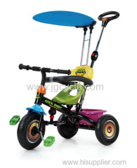 baby tricycle 901P invisible turning system