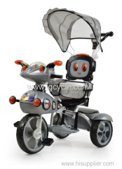 BABY TRICYCLE 857 SPACESHIP