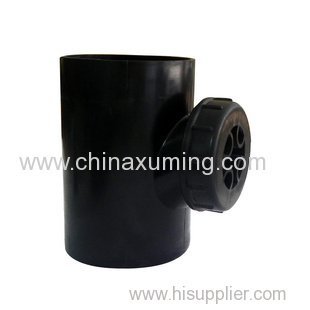 PE Siphon Drainage Li Picking Mouth Pipe Fitting