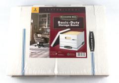 basic duty storage paper box