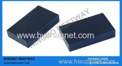 Powerful Permanent Magnet Blocks Black Epoxy