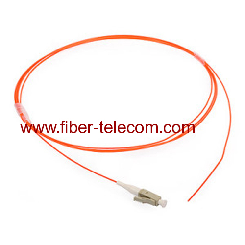 LC Multi Mode Fiber Optic Pigtail