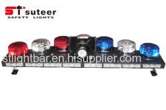 V Type Emergency Vehicle LED Beacon Rotator V Lightbar