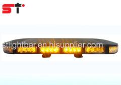 Multi-Voltage LED Mini Lightbar Strobe Warning Light
