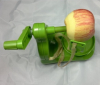 Deluxe Apple Peeling Machine Removes skin only has suction cups for stability!/apple peeler supplier