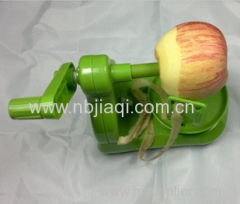 Deluxe apple peeling machine
