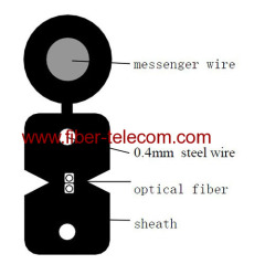 Outdoor Optical Aerial Cable