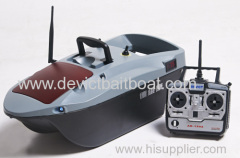 Fishing bait boat as fishing tackle
