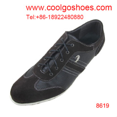 China high quality leather men shoes supplier