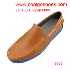 Leather casual shoes manufacturer factory in China