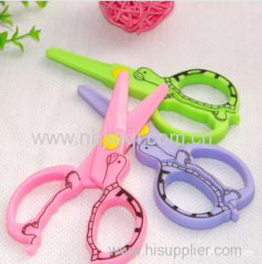 attractive safe scissors for kid