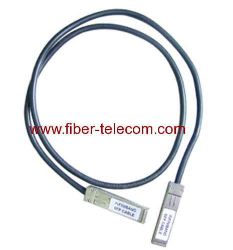 SFP High Speed Transmission Patch Cable