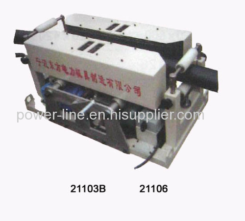 Underground Cable feeder machine