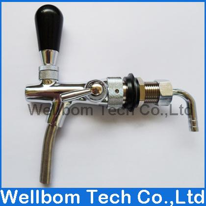 Beer Faucet/beer tap chrome plating Kegging Equipment