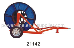 Cable Reel Drum Trailer