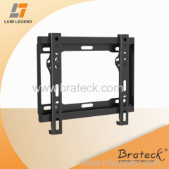 Economy Low Profile Fixed Wall Mount for 23