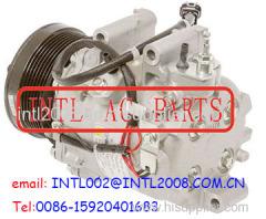 SANDEN TRSE07 38810RNAA02 38810-rna-a02 38800-RNA A010-M2 38800RNA A010MA Compressor for HONDA CIVIC 1.8l ACURA CSX