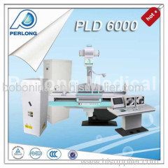 Medical Radiographic x ray system with CE/FDA PLD6000