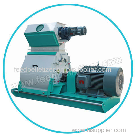Feed Hammer Mill with Wide Chamber