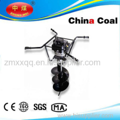 Four-stroke high-power 159 cc (173 cc) to drill straight tooth transmission