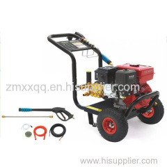 2500psi 15L/min Portable Diesel High Pressure Cold water cleaner