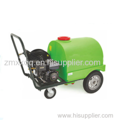 150bar Gas pressure washer with oil protection