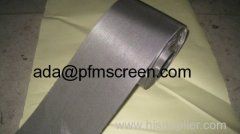 reversible dutch wire mesh belt