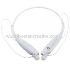 Wireless Bluetooth Stereo Music Headset Universal Neckband HV-800 for Cellphones iPad Samsung iPhone