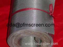 filter band screen changer