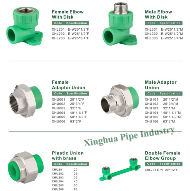 Ppr male coupling  manufacturers and