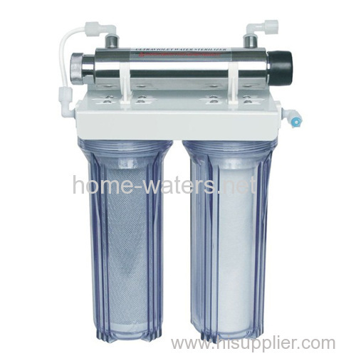 UV water filter purifiers