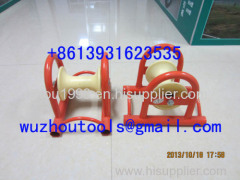 Cable Laying Equipment Bridge Type Cable Roller