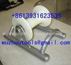 Flat ground roller Heavy weight trench corner rollers