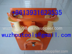 Manhole rollers Lightweight Cable laying roller