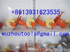 TUBE ROLLERS Corner roller Cable rolling