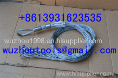 Support grip Non-conductive cable sock Fiber optic cable sock